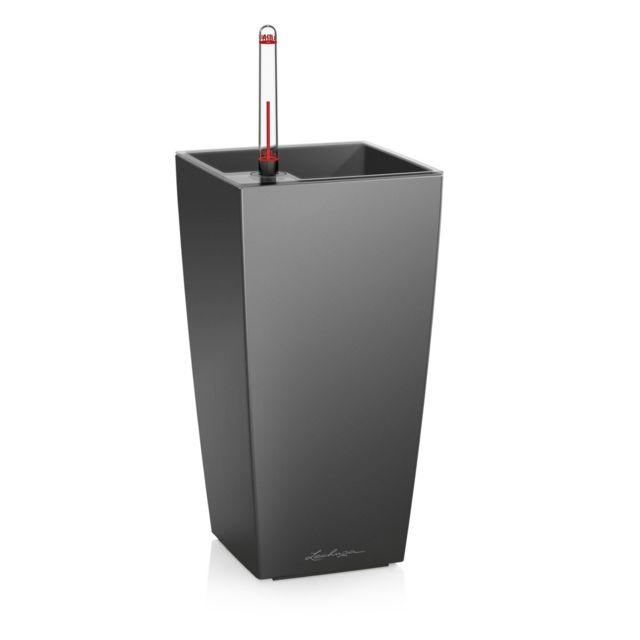 Pot de table Maxi-Cubi - kit complet, anthracite métallisé 26 cm