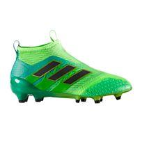 e2334afb1d3f9 Adidas performance - Chaussures football Adidas Ace 17+ Purecontrol Fg Vert  Junior