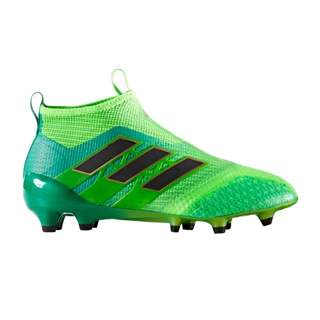 buy online 8f216 af5a8 Adidas performance - Chaussures football Adidas Ace 17+ Purecontrol Fg Vert  Junior