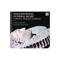 Ricercar - English royal funeral music