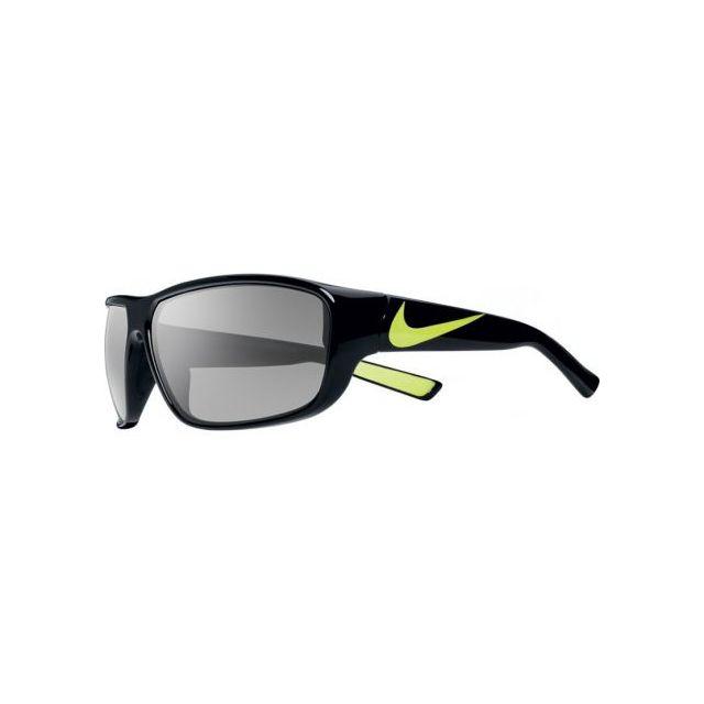 d14c35f494828c Nike - Lunette de soleil Mercurial 8.0, collection Lunettes de soleil Black  volt - Gris - pas cher Achat   Vente Lunettes Sport - RueDuCommerce