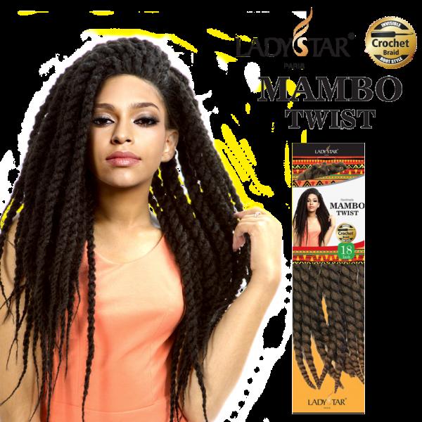 hyf mambo twist 12 t1b 30 pas cher achat vente accessoires cheveux rueducommerce. Black Bedroom Furniture Sets. Home Design Ideas