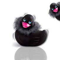 Bigteazetoys - Mini Canard Vibrant Paris Duckie Noir
