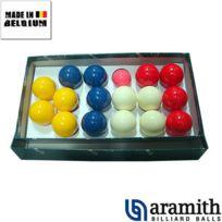 Aramith - Billes de Pétanque 52.4 mm 4 joueurs