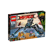 Lego - NINJAGO® - L'Hydro-Grimpeur - 70611