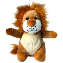 Mbw - Peluche lion - 60391 marron