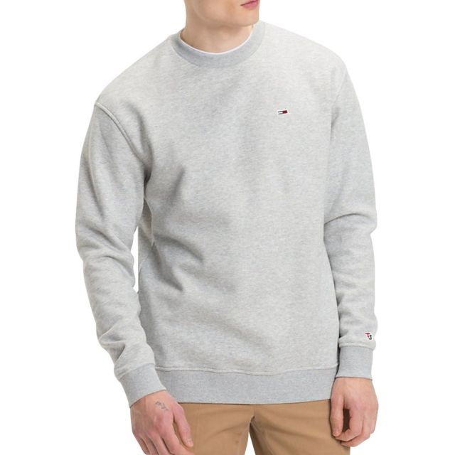 a4c828fa8d1 Tommy hilfiger - Sweat Tommy Classics col rond - pas cher Achat ...