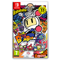 KONAMI - Super Bomberman R - Switch