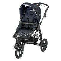Bébé Confort - Poussette 3 roues HIGH TRECK - Black Raven