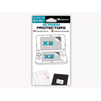 SUBSONIC - SCREEN PROTECTORS x4 - NEW 3DS