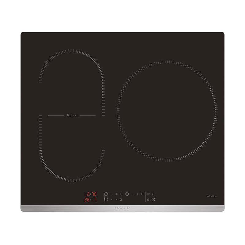 brandt table de cuisson bpi6328x achat plaque de cuisson induction. Black Bedroom Furniture Sets. Home Design Ideas