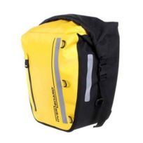 Overboard - Sacoche Classic Pannier Bike 17 L jaune