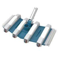 Balai flexible 8 roues - 35 cm - Piscine béton - Catégorie Nettoyage manuel 4cea87941e19
