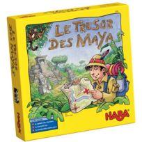 Haba - Le Trésor des Mayas jeu de réaction