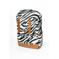 Sweet Pants - Sac à dos City 1 compartiment Zebra