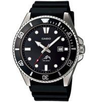 Casio - Serie limitée Mdv-106-1a montre de la famille duro étanche 200 mètres spéciale plongée avec dateur boitier 100% acier