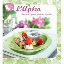 Editions Saep - livre de recettes - l'apéro