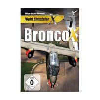 Aerosoft - Flight Simulator X - Bronco X import allemand