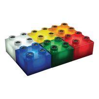 Xanlite Kids - Pack de 24 Briques lumineuses Stax