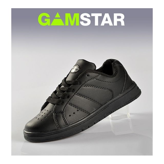 Baskets gamstar noir
