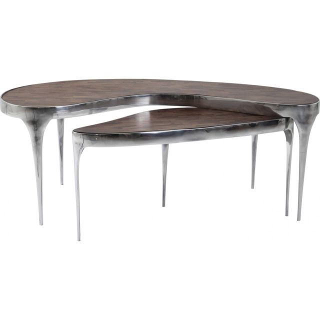 Karedesign Tables basses design Have a Break set de 2 Kare Design