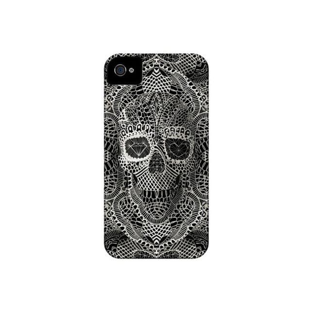 coque iphone 4 skull