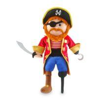 Fiesta - Crafts Marionnette A Main Tellatale Le Pirate