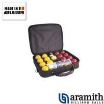 Aramith - Valise Nylon &Billes Pool Pro Cup 50,8mm