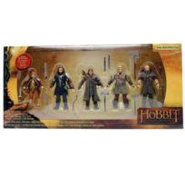 The Hobbit - Bd16061 - Pack De 5 Figurine Collector - 9 Cm