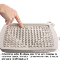 YooCook - Moule à tablette graphique de chocolat