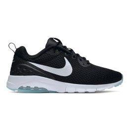 Nike Chaussures Air Max Motion Low noir blanc pas cher
