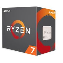 Processeur Ryzen 7 1700 95W AM4 8/16 Core/Tread 3.8 Ghz