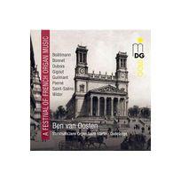 Mdg - Musique d'orgue française