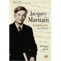 Arcades Video - Jacques Maritain - Le Philosophe Amoureux - Dvd - Edition simple