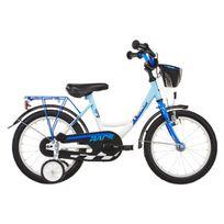 Vermont - Vélo Enfant - Race Boys - Vélo enfant 16 pouces - bleu