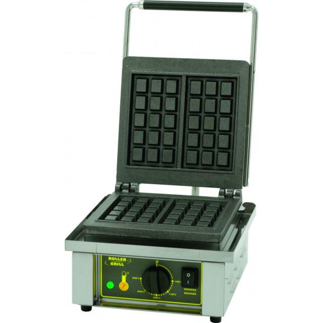 Materiel Chr Pro Gaufrier Professionnel Brussels 1,6 kW - Stalgast