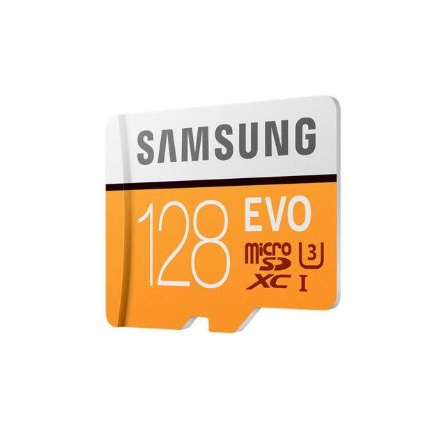 Samsung - Carte Micro SDXC EVO - 128 Go - MP128GA/EU