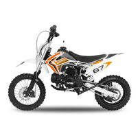 Nitro Motors - Dirt bike 125 orange