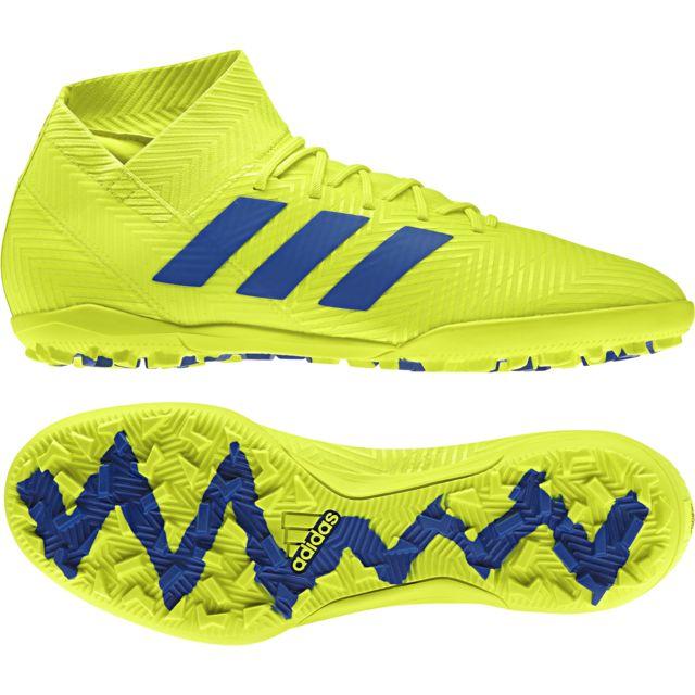 Adidas Chaussures Nemeziz Tango 18.3 Tf pas cher Achat