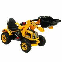 Bikeroad - Tracteur Pelle éléctrique