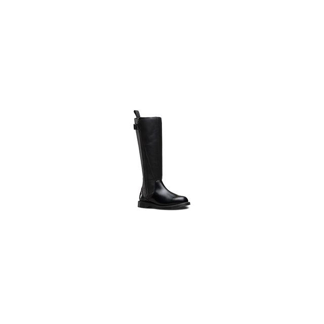 DR. MARTENS WOMEN`S Chianna Knee High Tall Boot Black