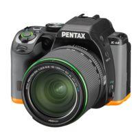 Pentax - Pack K-s2 Noir et Orange + 18-135 Wr