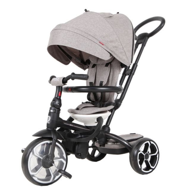 Qplay Tricycle Prime Gris