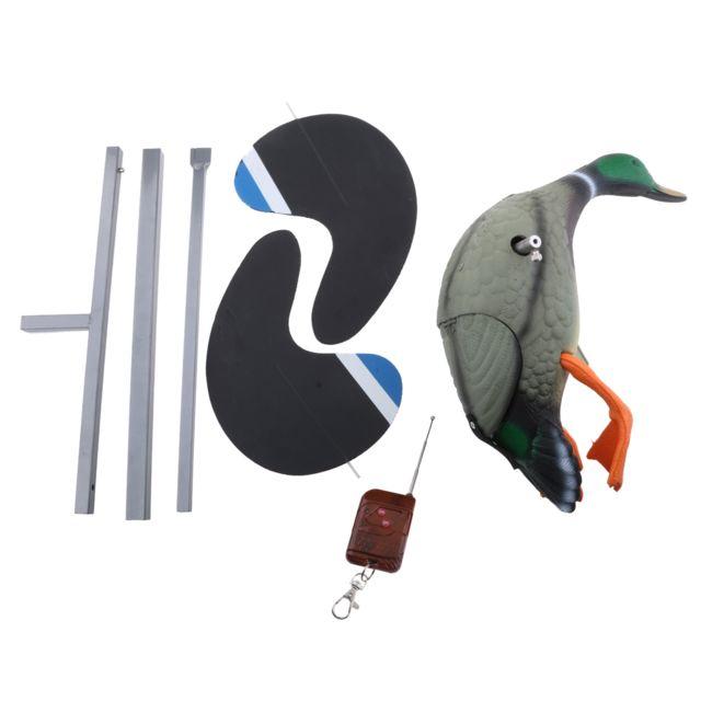 Canard de chasse canard volant électrique leurre avec commande à distance