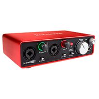 Focusrite - Scarlett2 2i2 2nd Generation