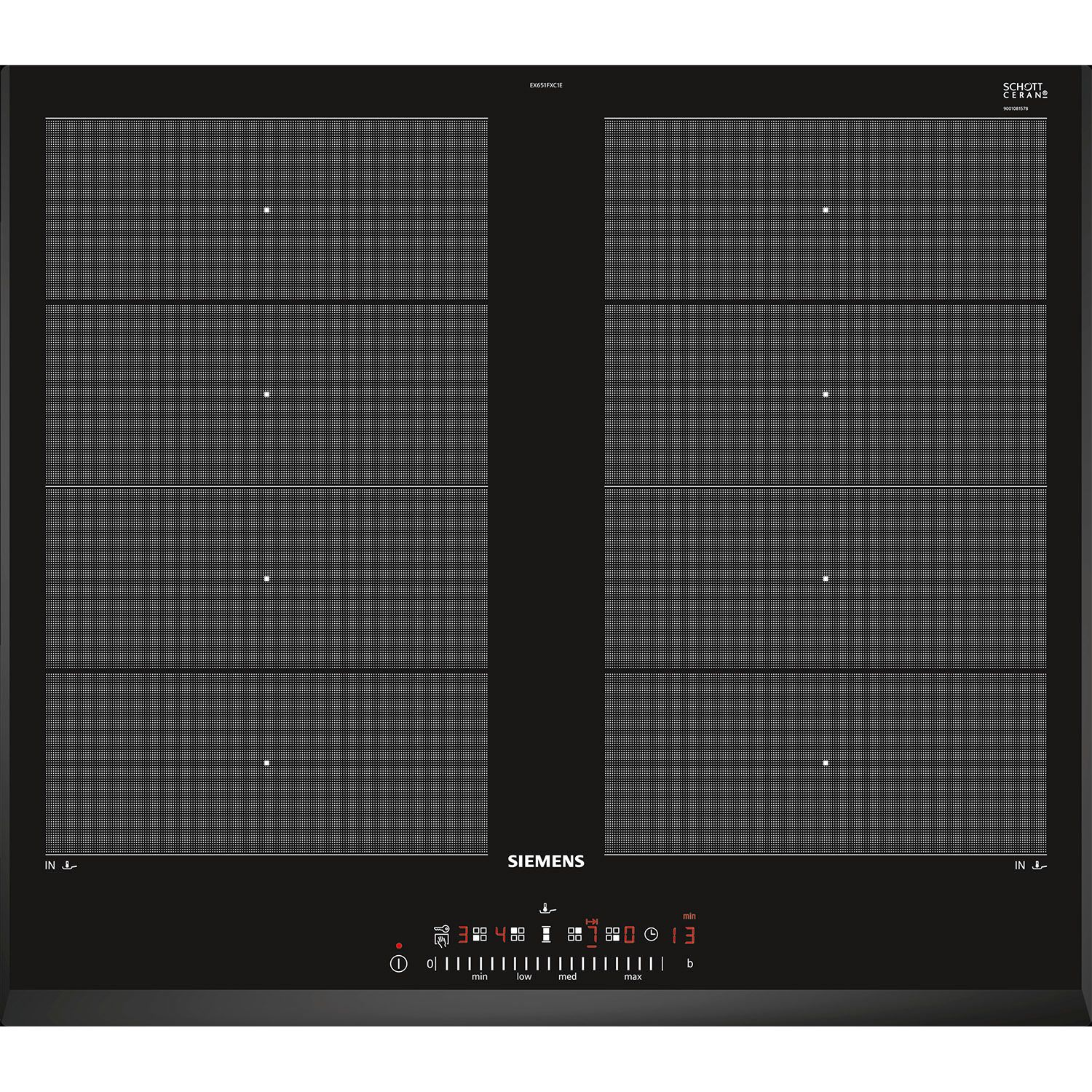 Table de cuisson de dietrich induction trendy table a - Ikea table de cuisson induction ...