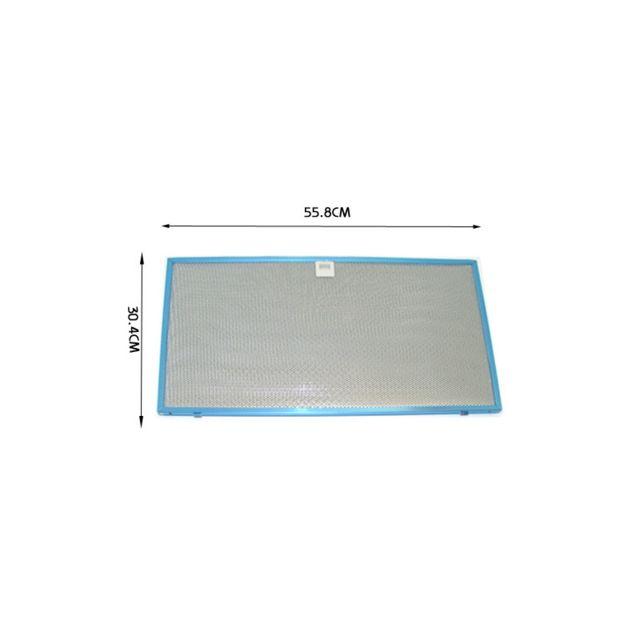 Brandt Filtre graisse rectangulaire 558 x 304 mm pour Hotte