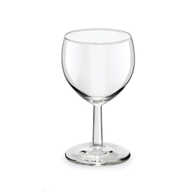 ROYAL LEERDAM LOT DE 3 VERRES A PIED BALLON EAU 25CL
