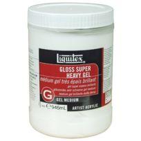 Liquitex - Professional Pot D'ADDITIF Gel Brillant Super ÉPAIS Taille M 946 Ml