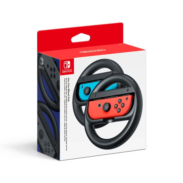 NINTENDO - Paire de volants Joy-Con Switch